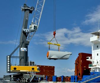Frete Marítimo Internacional Carga Projeto - Kanope Logística e Transporte